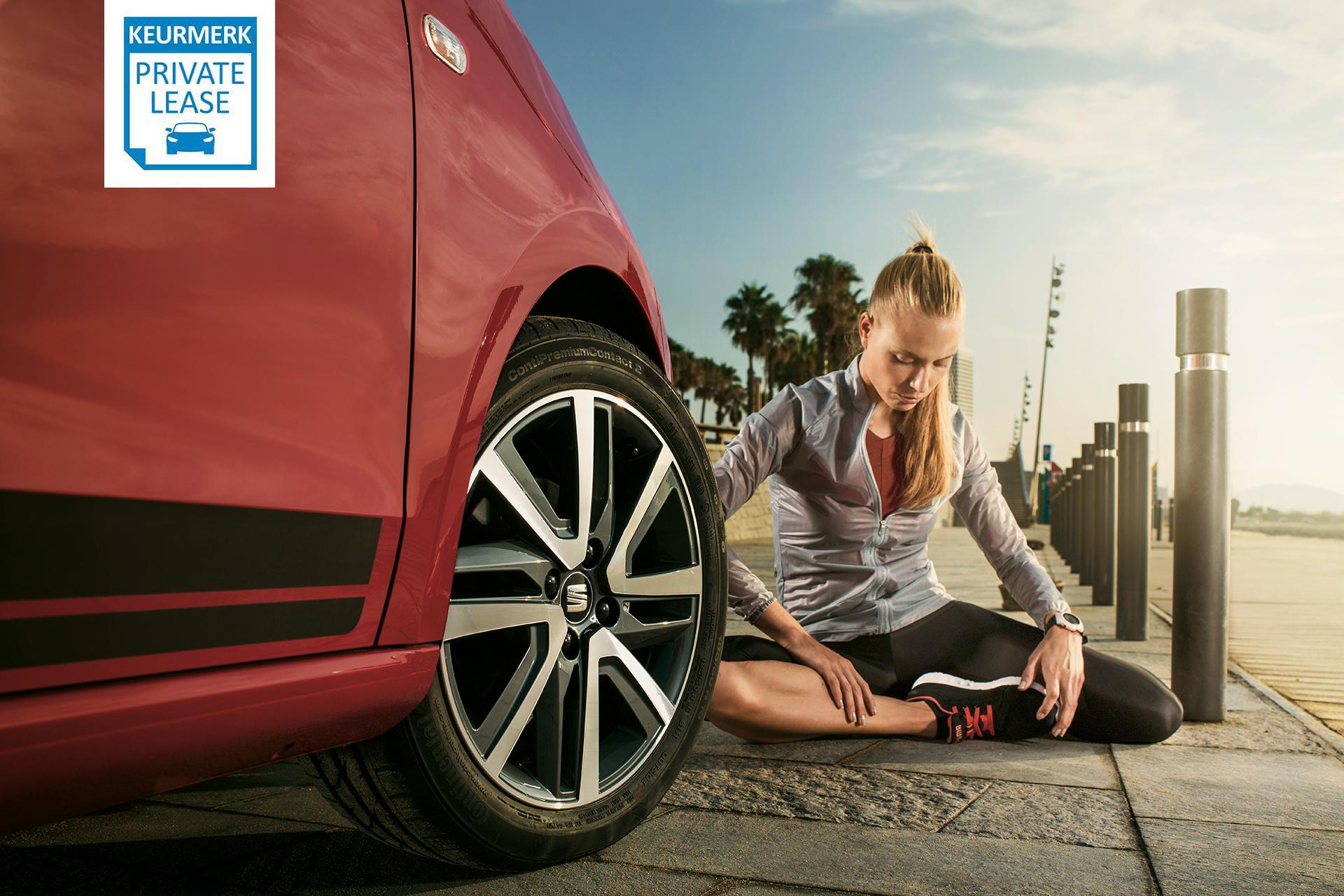 Nowoczesna architektura SEAT Private Lease » Auto Abonnement vanaf € 219,- | SEAT.nl IW63