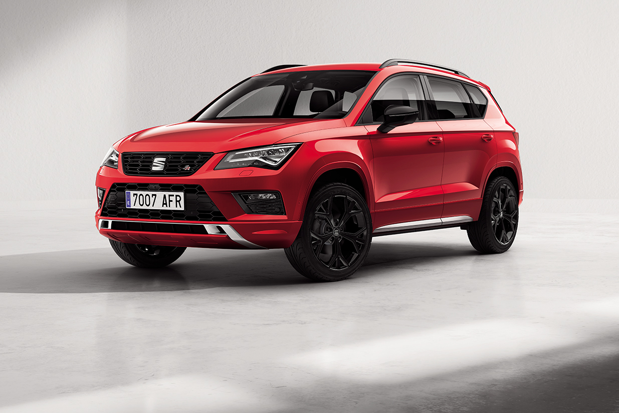 Ateca FR Business Intense Black