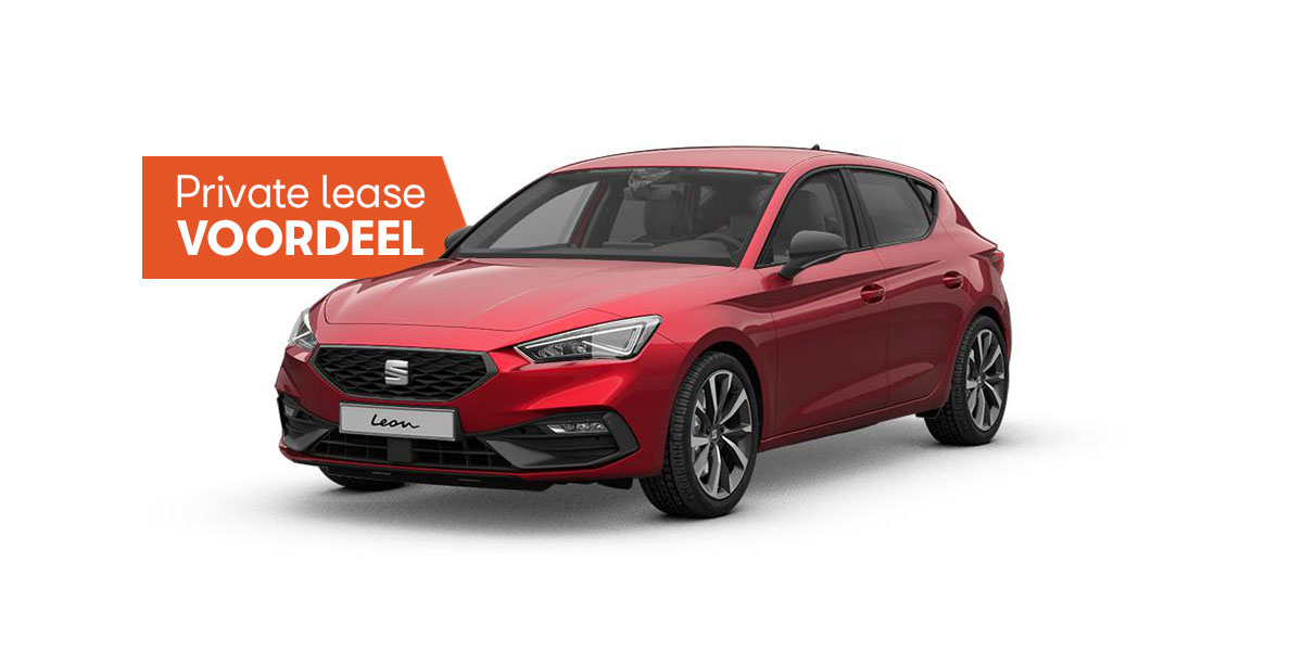 seat private lease actie